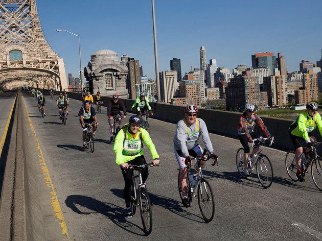 Bike Month events in NYC