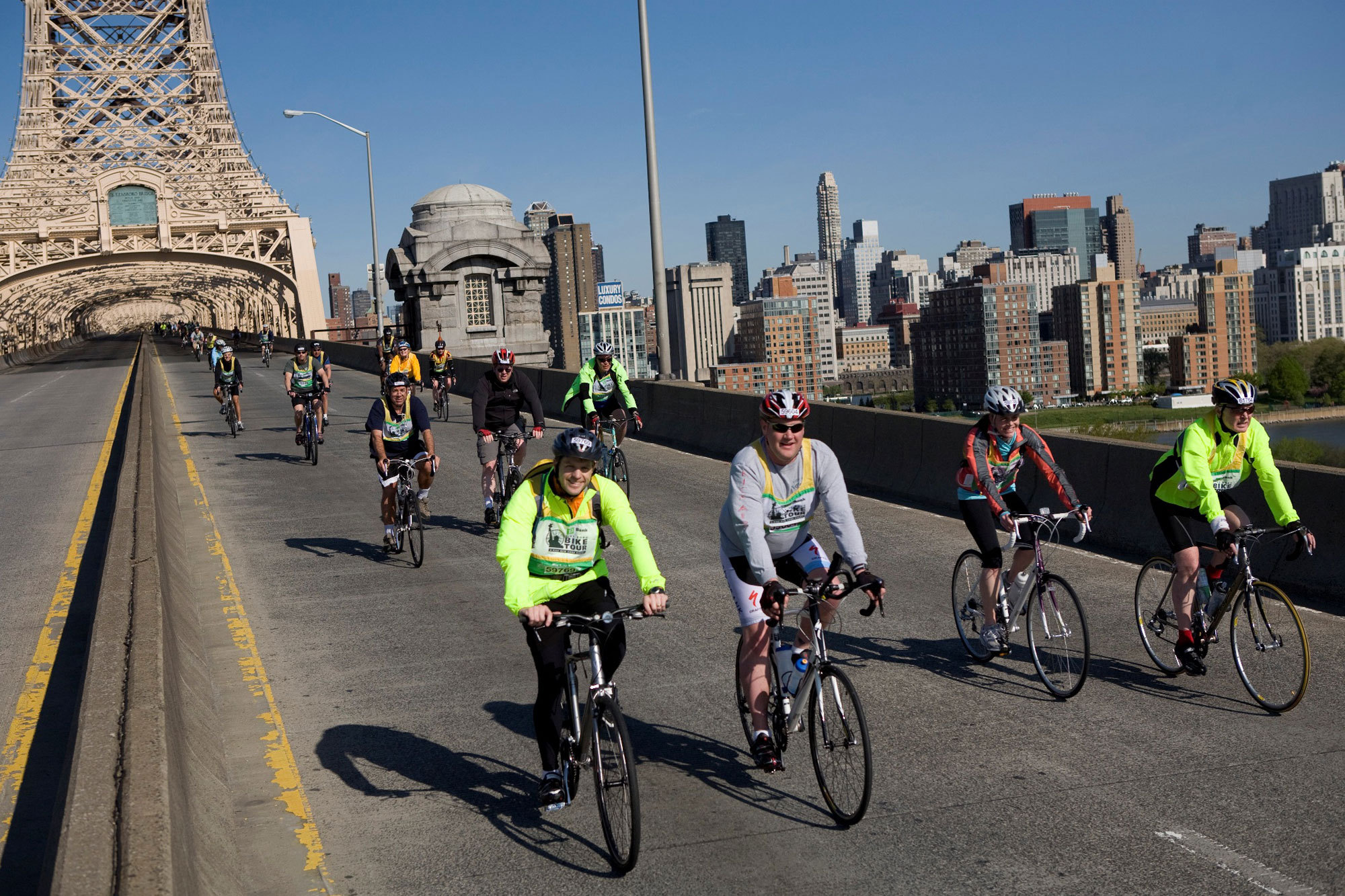 Bike Nyc 2015 TD Five Boro Bike Tour