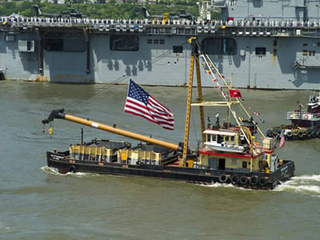 Fleet Week Parade of Ships