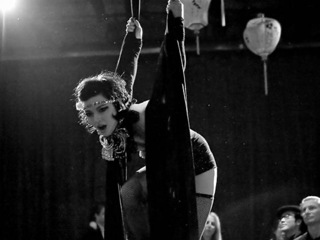 Find your own kind of circus at Floating Kabarette!