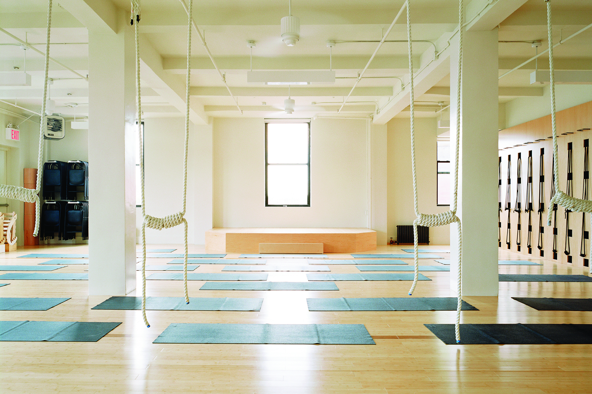 Relaxing Yoga Classes In Nyc