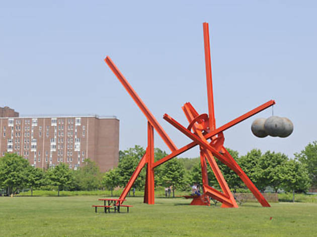 """Mark di Suvero at Governors Island: Presented by Storm King Art Center"""