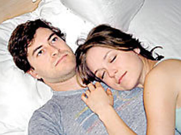 PILLOW SCHNOOK Mark Duplass may not be the marrying kind.