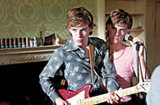 GLIMMER TWINS The Treadaways bring the noise.