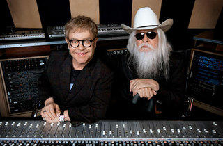 Leon Russell + Riley Etheridge Jr.