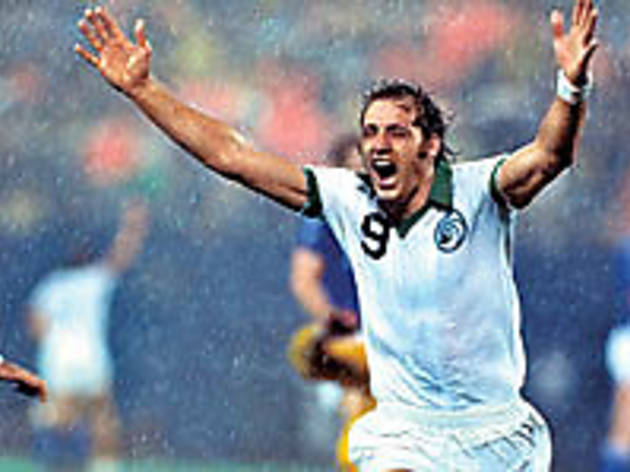 COSMO BOY Chinaglia is goal-oriented.