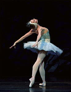 New York City Ballet's Sara Mearns (2006)
