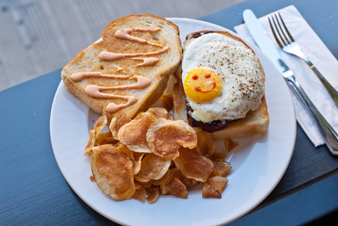 Best brunch places in Williamsburg
