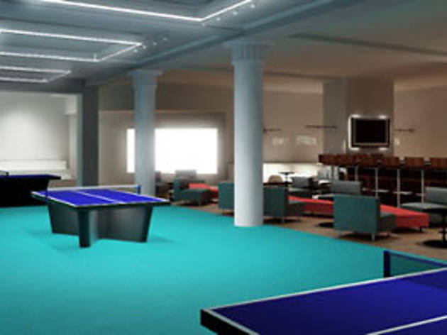 Play Ping-Pong at SPiN New York
