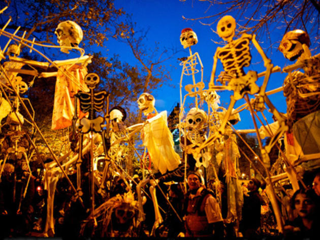 Things to Do: Village Halloween Parade