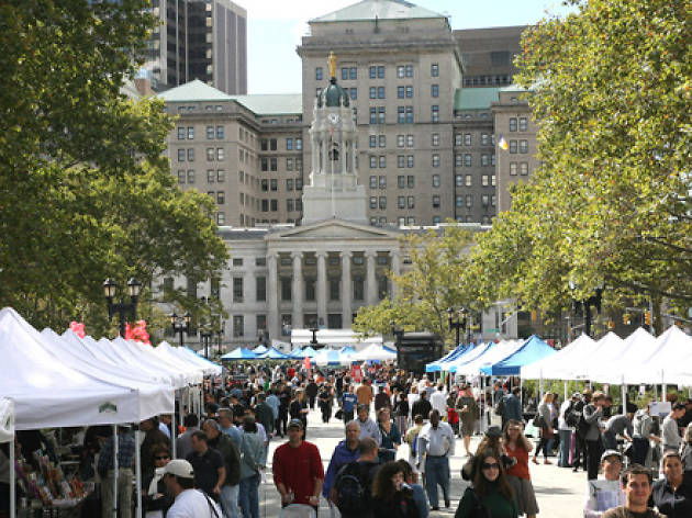 Get your literary fill at the Brooklyn Book Festival