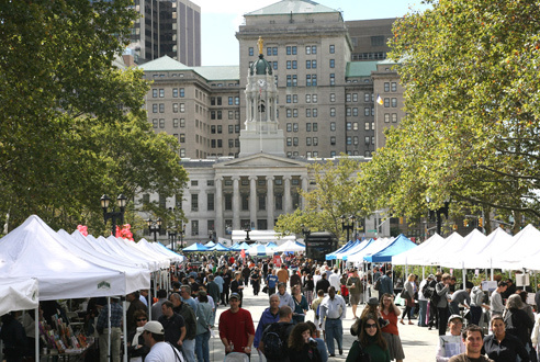 Books: Brooklyn Book Festival