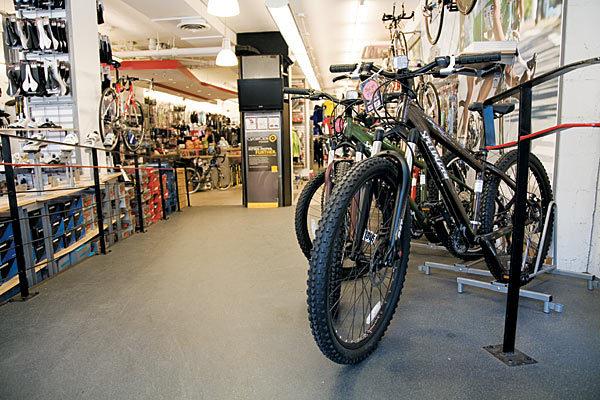 Toga Bike Shop/Gotham Bikes