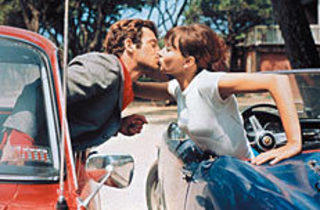 AUTO EROTIC Belmondo and Karina show their true colors