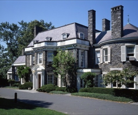 Wave Hill House
