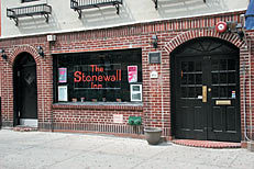 BACK TO THE BEGINNING The renovated Stonewall Inn is the perfect place for a Sunday afternoon cocktail.
