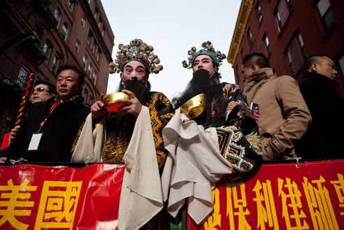 Photos: 13th Annual Chinese Lunar New Year Parade (2012)