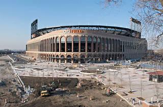 The Mets' Citi Field