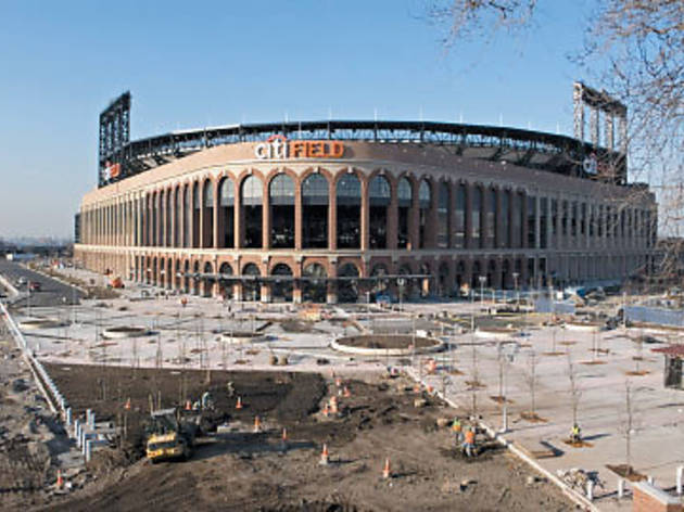 The Mets' Citi Field