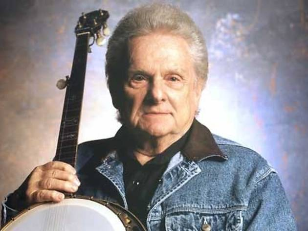 Ralph Stanley and the Clinch Mountain Boys + Diana Jones