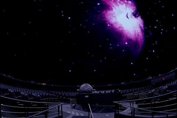 Museums: Hayden Planetarium Space Show