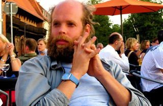 Will Oldham in conversation with Alan Licht and Sasha Frere-Jones