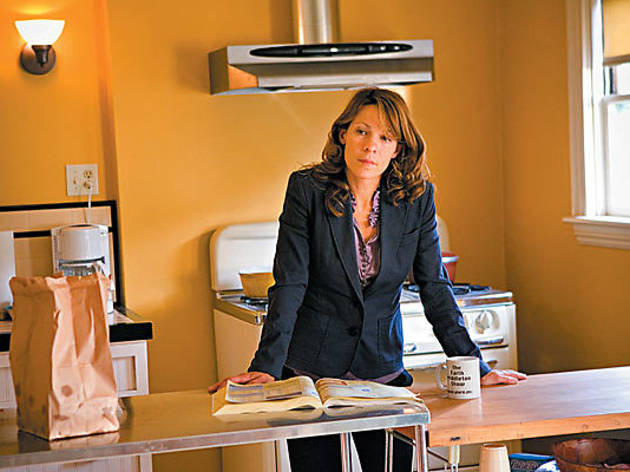 GET PSYCHED Taylor shines as shrink Ann Bellowes.