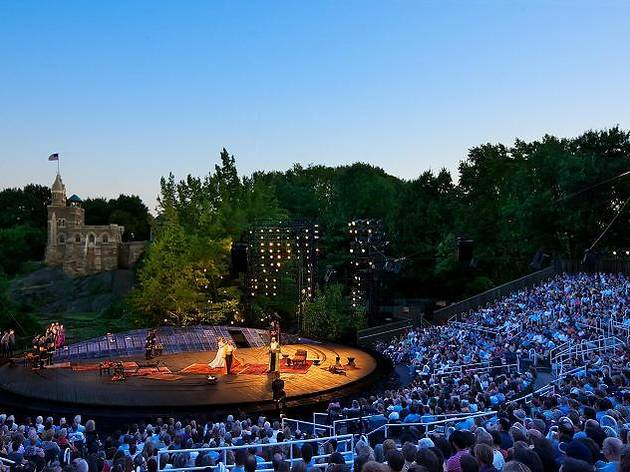 The Public Theater has announced the 2017 Shakespeare in the Park productions