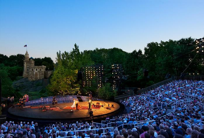 Shakespeare tickets: How to get free tickets to the Delacorte
