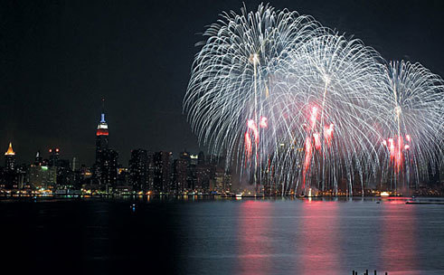 The top July 4 events in New York