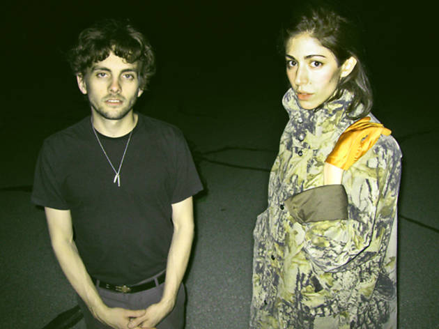 Chairlift + Miles B. A. Robinson