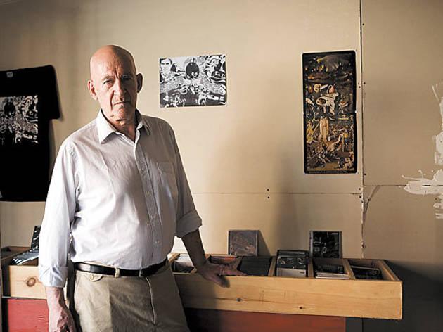 SHOP TALK Bernard Stollman's ESP label was ground zero for cutting-edge '60s jazz.
