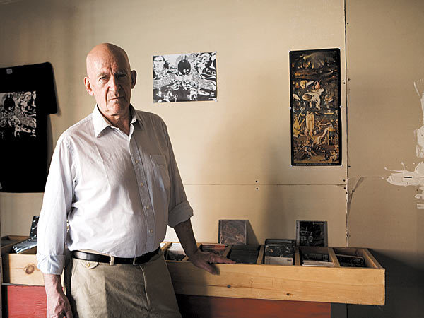 NYC jazz fixture Bernard Stollman talks transcending labels