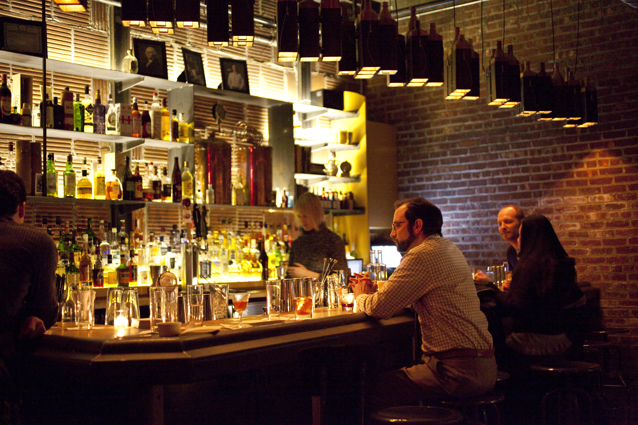Drink your way through Williamsburg