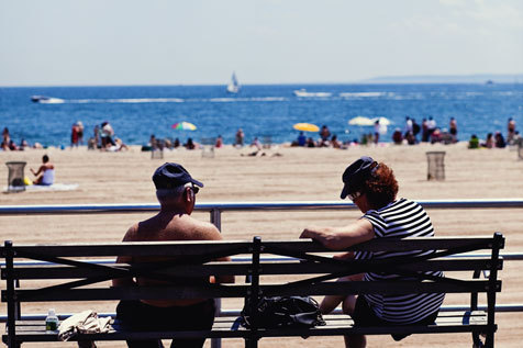 Beaches in New York City
