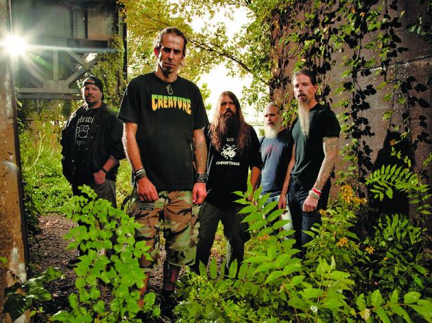 Lamb of God + Killswitch Engage + Testament + Huntress