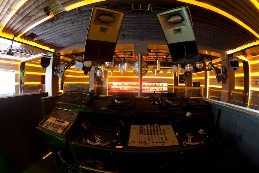 The top club sound systems