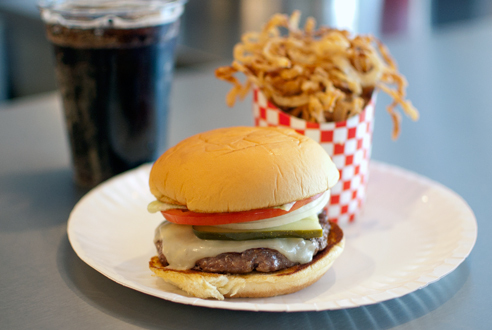 The Burger Garage