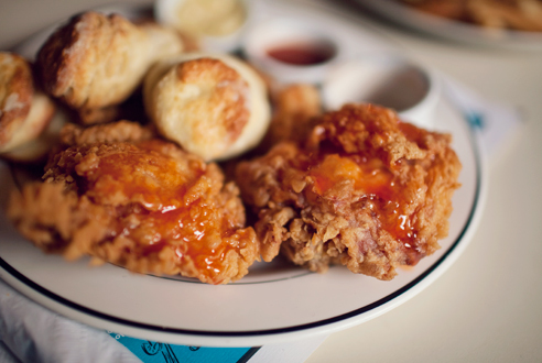 Best cheap fried chicken