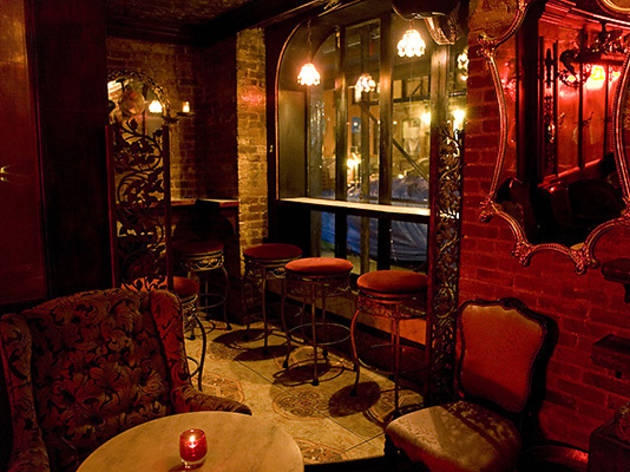 The Bourgeois Pig (Photograph: Jeff Gurwin)