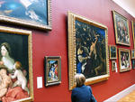 The Metropolitan Museum of Art is a veritable universe of treasures, from tiny golden pins to an entire Egyptian temple. But the heart of its collection remains the Old Master paintings located in the 32 rooms at the top of the Grand Staircase. Spanning f