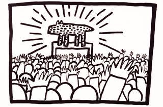 """""""Keith Haring 1978–1982"""""""
