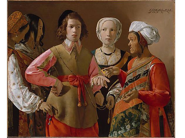 Georges de La Tour, The Fortune Teller (ca. 1630)