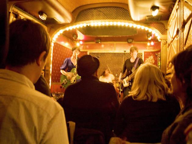 Pete's Candy Store, live music venue, Williamsburg, Brooklyn