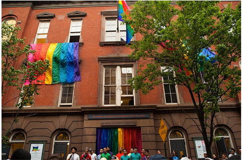 Join a queer book club at the LGBT Center