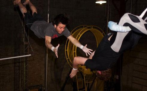 España-Streb Trapeze Academy