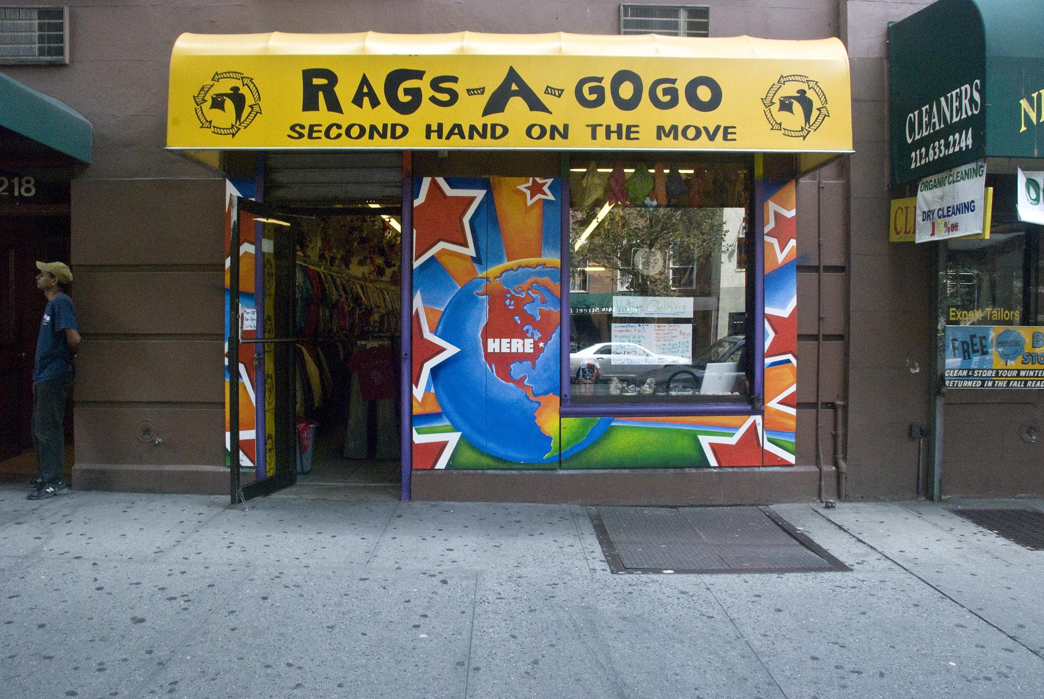 Rags-A-Gogo
