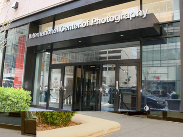 ...or the International Center of Photography