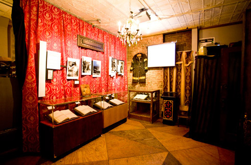 Explore the City Reliquary Museum