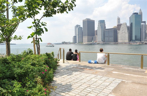 10 best parks in New York City